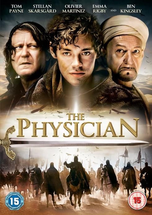 The Physician_DVD Packshot_2D